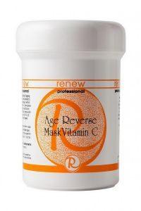 Антивозрастная маска с активным витамином С