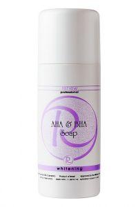 Мыло с кислотами Альфа и Бета